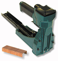 Carton Staplers, Pneumatic
